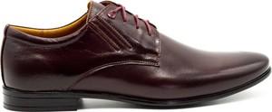 Brązowe buty Buty Olivier