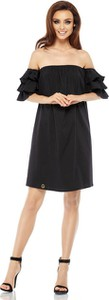 Czarna sukienka Lemoniade hiszpanka
