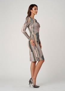 Sukienka POTIS & VERSO w stylu casual midi