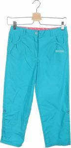 Niebieskie spodnie dziecięce Regatta