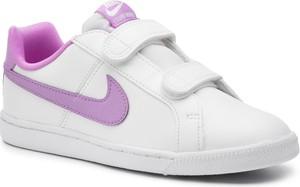 Trampki dziecięce Nike na rzepy