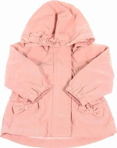 Różowa kurtka dziecięca Name it