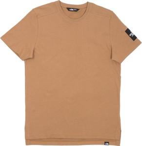 T-shirt The North Face w stylu casual z krótkim rękawem