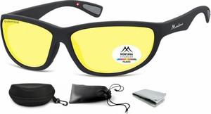 Stylion Rozjaśniające okulary do Jazdy Nocą dla kierowców z Polaryzacją MONTANA SP312F