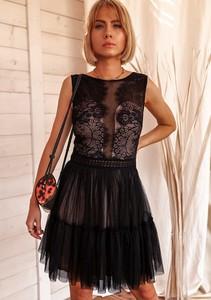 Sukienka Latika z tiulu