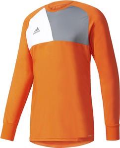 Pomarańczowa bluza dziecięca Adidas