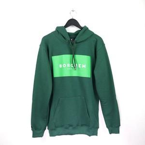 Zielona bluza BOR z bawełny