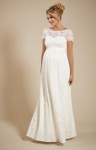 1c4005737a suknia ślubna tafta - stylowo i modnie z Allani