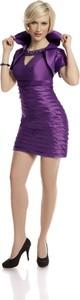 Sukienka Fokus z dekoltem typu choker