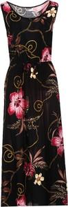 Sukienka Multu z okrągłym dekoltem bez rękawów