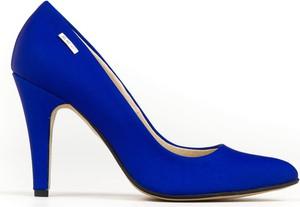 Szpilki Zapato na wysokim obcasie na szpilce w stylu glamour