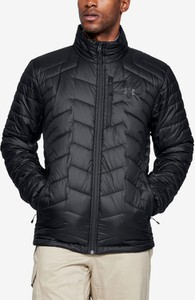 Czarna kurtka Under Armour w stylu casual
