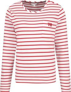 Bluzka Tommy Hilfiger w stylu casual