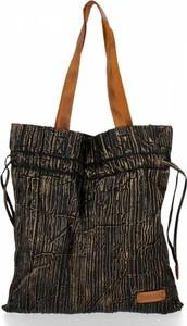 Brązowa torebka Bee Bag duża