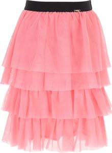 Różowa spódniczka dziewczęca Liu-Jo