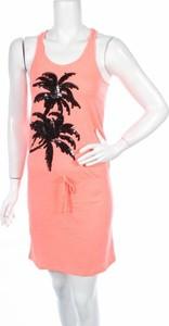 Różowa sukienka Kiabi mini