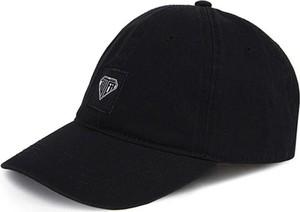 Czarna czapka Iuter