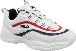 be748774146dc Białe buty męskie Fila, kolekcja wiosna 2019