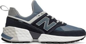 Buty sportowe New Balance sznurowane z zamszu 574