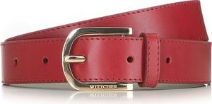 Czerwony pasek Wittchen