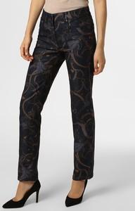 Spodnie Zerres w stylu casual z nadrukiem