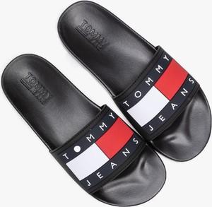 Czarne buty letnie męskie Tommy Jeans