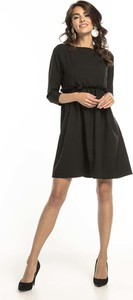 Sukienka Tessita z okrągłym dekoltem mini