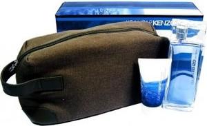 SET Kenzo L'eau Par (M) edt 100ml + sg 50ml + kosmetyczka
