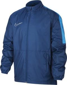 Niebieska kurtka dziecięca Nike dla chłopców