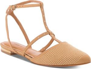 Sandały Kazar w stylu casual z nubuku