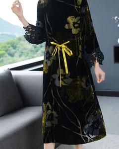 Czarna sukienka Kendallme z długim rękawem prosta