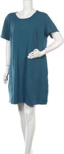 Niebieska sukienka 32 Degrees mini z krótkim rękawem