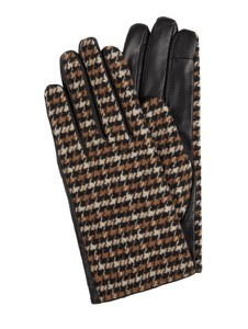 Czarne rękawiczki Ichi