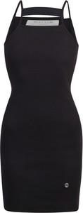 Czarna sukienka 1017 Alyx 9sm mini bez rękawów dopasowana