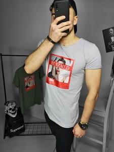 T-shirt Duuf z krótkim rękawem