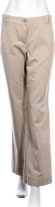 Spodnie J.CREW ze sztruksu w stylu retro