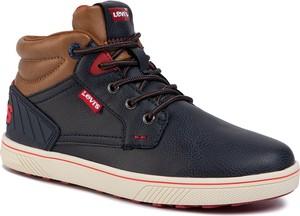 Buty sportowe dziecięce Levis sznurowane