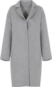 Płaszcz Ochnik z wełny w stylu casual