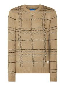 Sweter Jack & Jones w stylu casual z bawełny