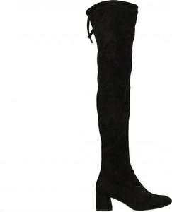 Czarne kozaki Darbut