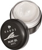 Kabos Cosmetics PAINT GEL WHITE 5ML