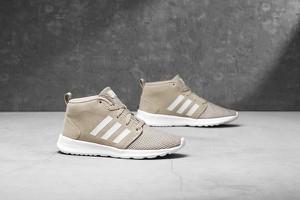 Buty sportowe Adidas z płaską podeszwą