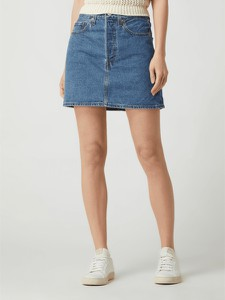 Spódnica Levis mini z jeansu