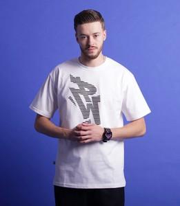 T-shirt Polska Wersja z bawełny z krótkim rękawem