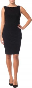 Czarna sukienka Joseph Ribkoff z tkaniny