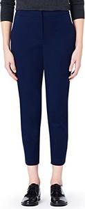 Granatowe spodnie Meraki