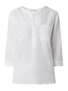 Bluzka Betty & Co Grey z lnu