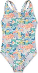Niebieski strój kąpielowy Bonpoint