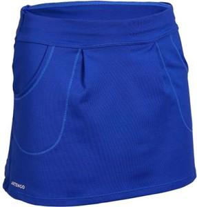 Niebieska spódniczka dziewczęca Artengo