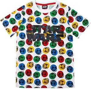 Koszulka dziecięca STAR WARS z krótkim rękawem